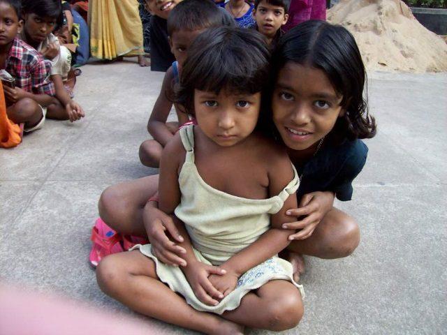 Kalkutta Patenschaft Kinder Straßenkinder4