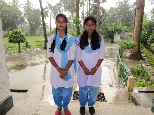 Kinderpatenschaft Azimganji Patenkinder 2
