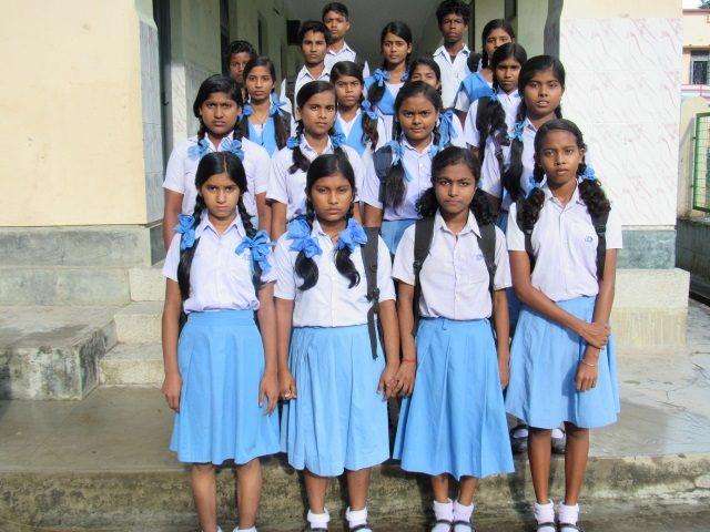 Kinderpatenschaft Azimganji Patenkinder Klasse 4 bis 8
