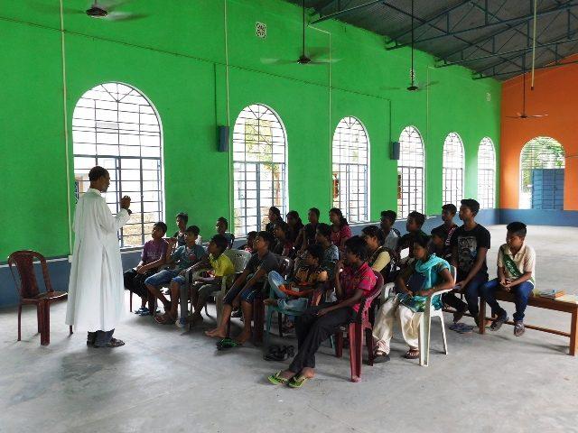 Kinderpatenschaft Bongaon Freizeitlager