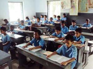 Kinderpatenschaft Bongaon Schulkinder 1