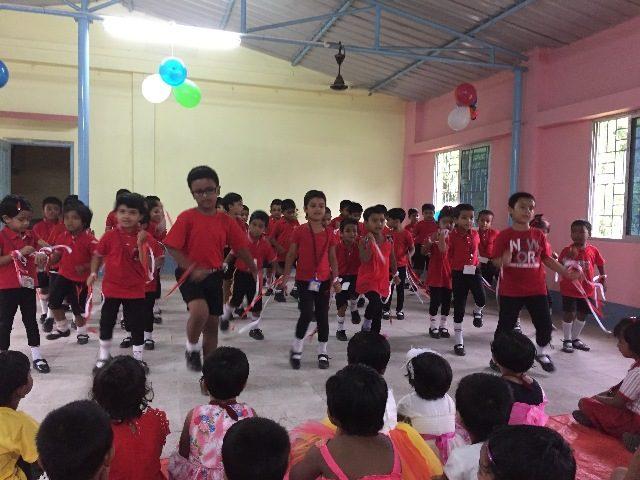 Kinderpatenschaft Bongaon Unterricht 2