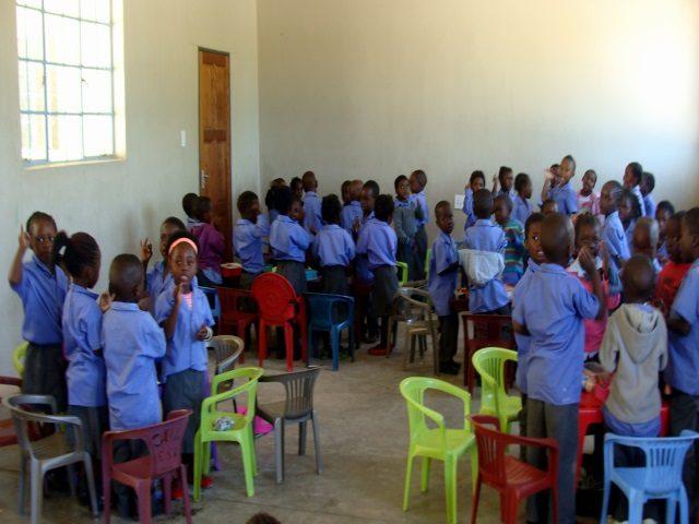 Kinderpatenschaft Bukalo Schulkinder 1