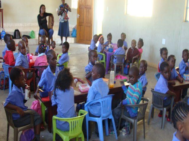 Kinderpatenschaft Bukalo Schulkinder 2