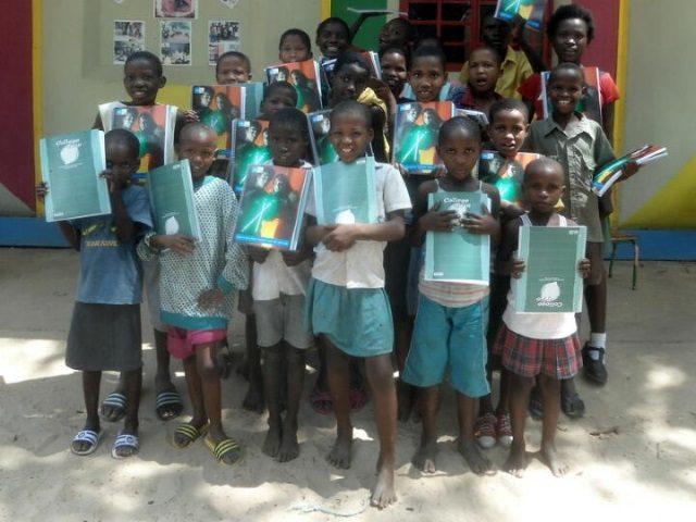 Kinderpatenschaft Bukalo Klassenzimmer 2