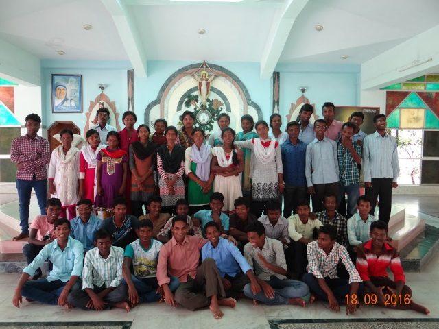 Kinderpatenschaft Joypur Jugendtreffen