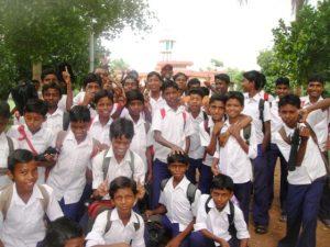 Kinderpatenschaft Joypur Schulkinder