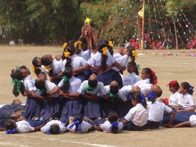 Kinderpatenschaft Joypur Sport