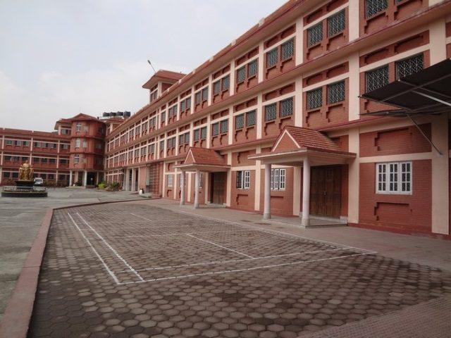 Kinderpatenschaft Kathmandu Schule 1