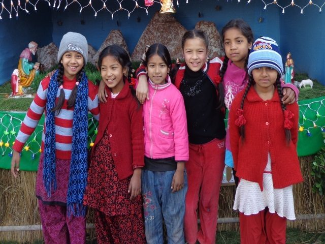 Kinderpatenschaft Kathmandu Schulkinder 3