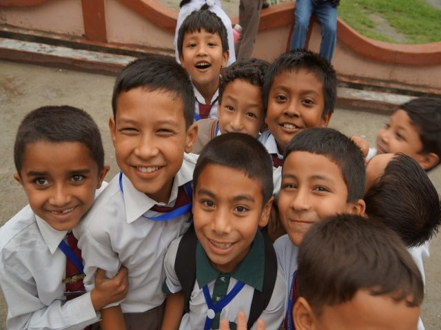 Kinderpatenschaft Kathmandu Schulkinder 4