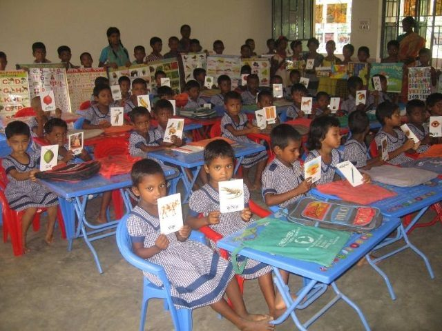 Kinderpatenschaft Sonada Grundschule
