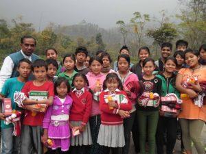 Kinderpatenschaft Sonada Mallot Ernährung