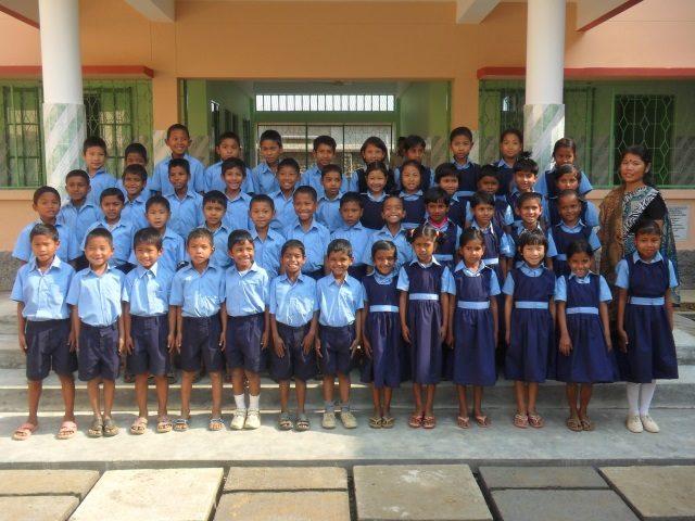 Kinderpatenschaft Utrail Schüler