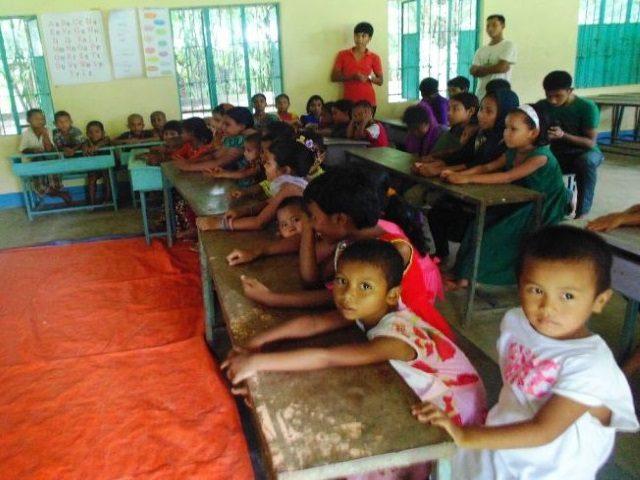 Kinderpatenschaft Utrail Schulklasse 3