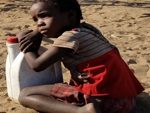 Projekt Omega Kind es gibt Wasser
