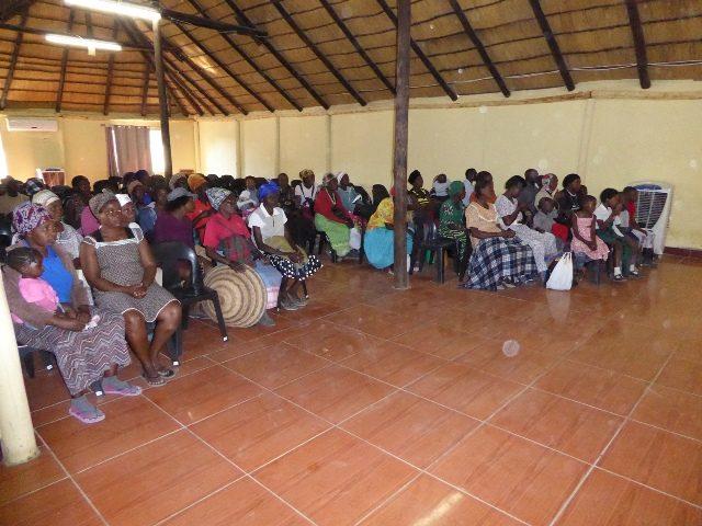 Projekt Rundu Gemeinschaftshalle