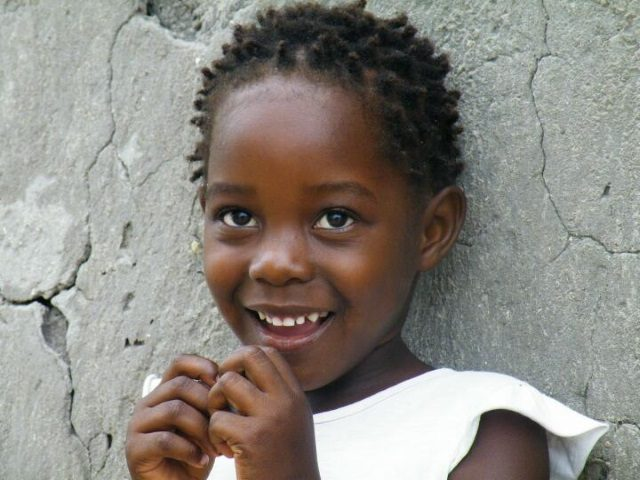 Projekt Rundu Kind glücklich 2