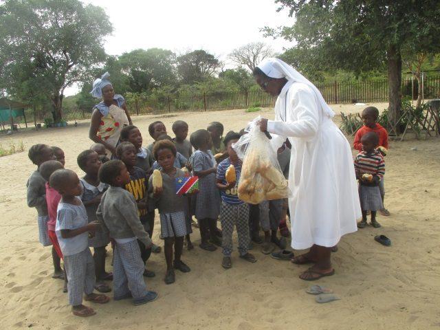 Projekt Rundu Sambyu Geburtstag Sven 1