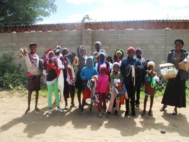 Projekt Rundu Sambyu Hilfslieferungen 4