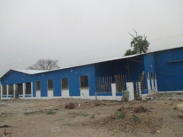 Projekt Rundu Sambyu Kindergarten Bau 4