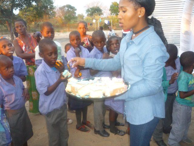 Projekt Rundu Sambyu Kindergarten Essen 1