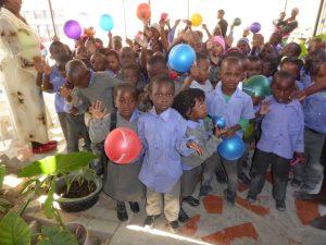 Projekt Rundu Schulkinder 2