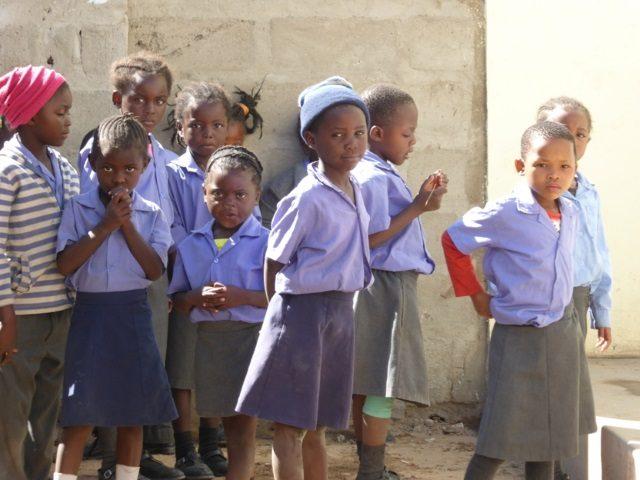 Projekt Rundu Schulkinder 3