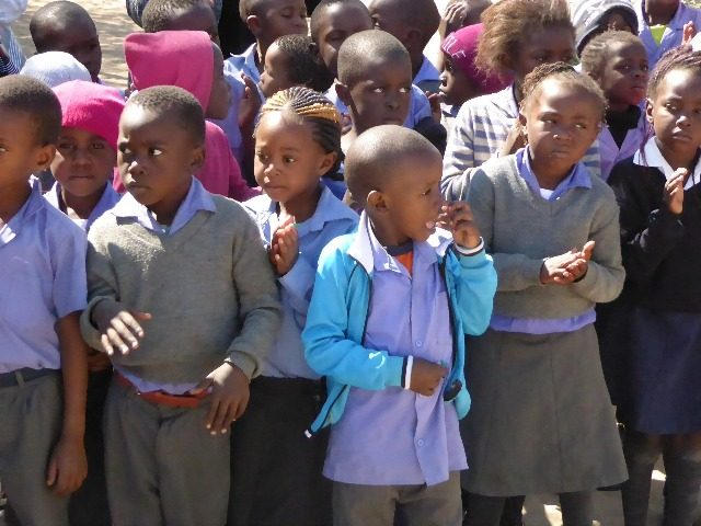 Projekt Rundu Schulkinder 4