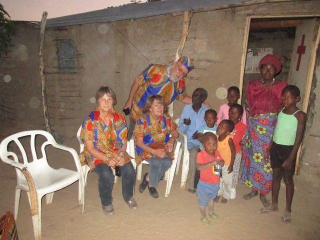 Projekt Rundu Soforthilfe