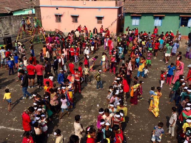 Projektpatenschaft Müllkinder Kalkutta Fest