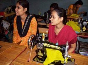 2007 Reisebericht Indien - 03 Näherinnen