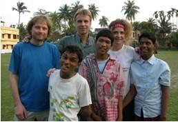 2007 Reisebericht Indien - 05 Gruppenbild Andy Wimmer