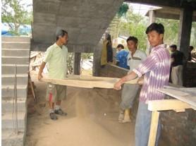 2007 Reisebericht Indien - 08 Arbeiter
