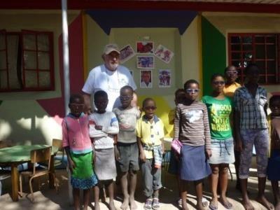 2015 Reisebericht Namibia 23 Kinderheim