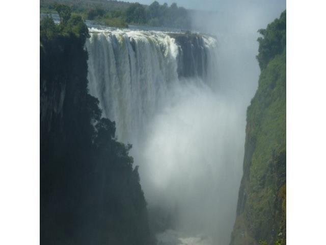 2015 Reisebericht Namibia 39 Victoria Falls 1