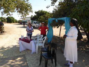 2016 Reisebericht Namibia - Empfang 2