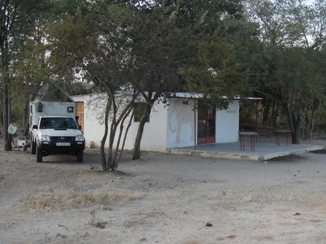 2017 Reisebericht Namibia - Bistro Omega