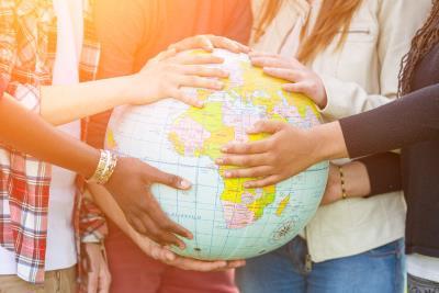 Wir sind alle Kinder dieser Welt