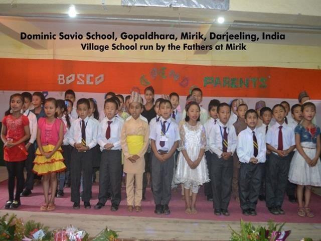 Kinderpatenschaft Mirik Dorfschule