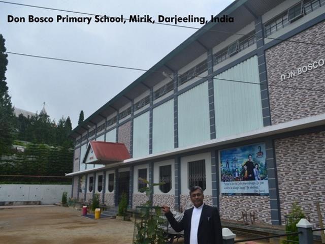 Kinderpatenschaft Mirik Grundschule