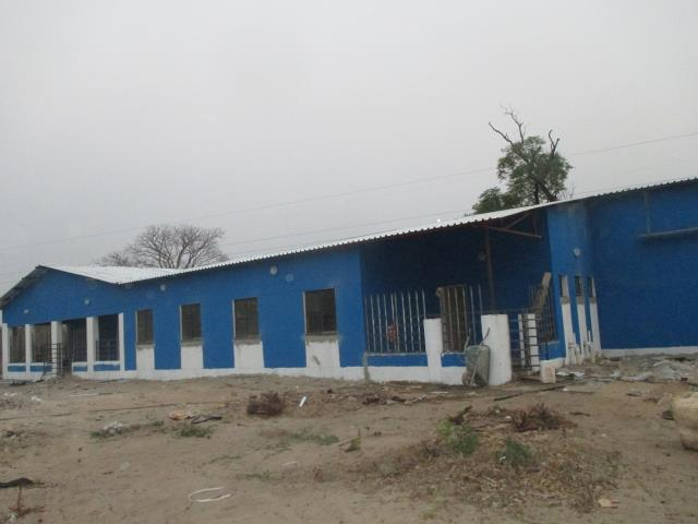 Projekt Kindergartenbau Namibia - Bau Oktober 2017